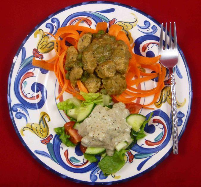 Basil silverbeet cannellini bean pesto chicken