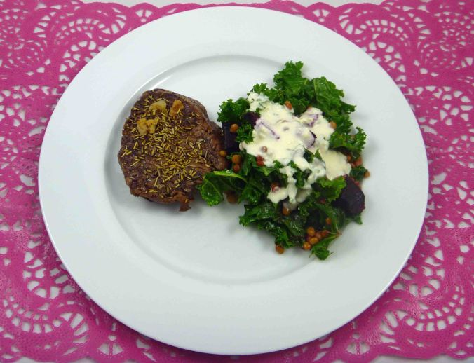 Restaurant quality steak