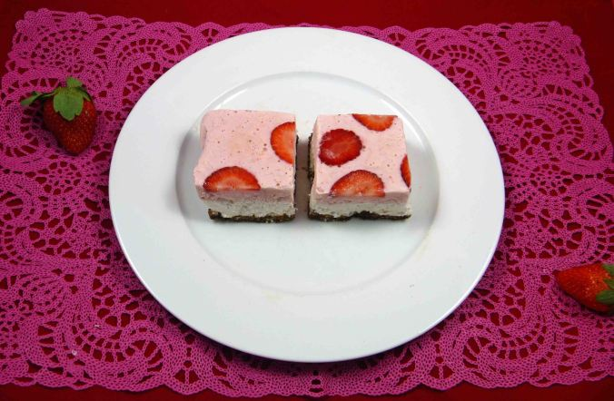 Frozen neapolitan slice 2