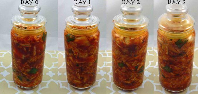 Kimchi days