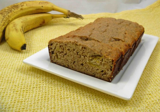 Protein banana loaf 2