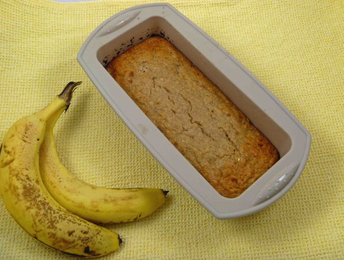 Protein banana loaf