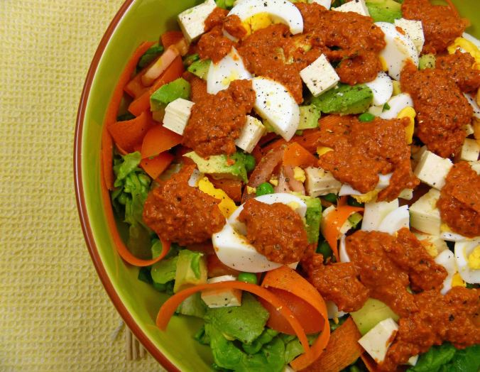 Romesco salad 2
