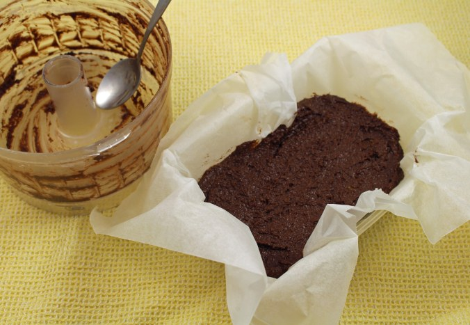 Coconut butter chocolate walnut fudge